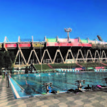 Bowman Swimming Pool heat exchanger installation - Argentina